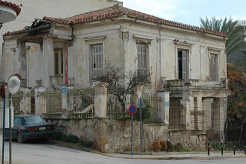 Ανακαίνιση της παλιάς Δημαρχείας από το «Σταύρος Νιάρχος»