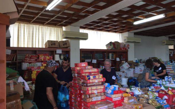 Κέντρο αλληλεγγύης στο κέντρο Κοινότητας Κινέτας