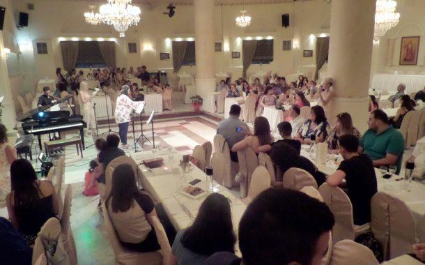 Συναυλία των μαθητών της Καθηγήτριας Μουσικής Βούλας Μπράβου
