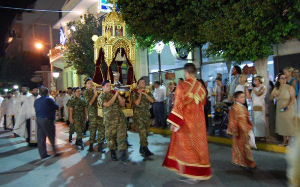 Εορτασμός της μνήμης των Αγίων 6 Μαρτύρων