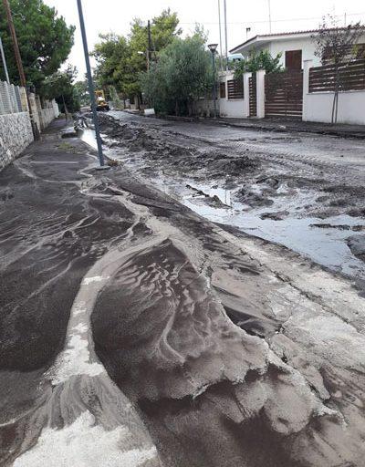 16,9 εκατομμύρια ευρώ για έργα αντιπλημμυρικής προστασίας στις πυρόπληκτες περιοχές