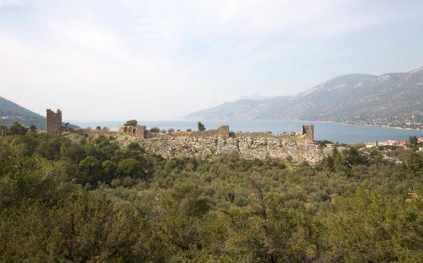 Εγκαίνια στον αναστηλωμένο Πύργο του αρχαίου φρουρίου Αιγοσθένων