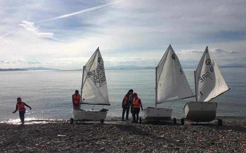 Ψάρεμα και ιστιοπλοΐα πόλος έλξης στη Βαρέα