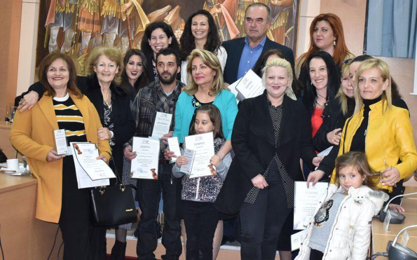 Ημερίδα για τα αδέσποτα ζώα στο Δήμο Μεγαρέων(βίντεο)