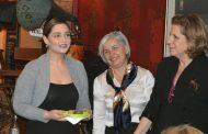 Η Μαρία Μιχάλαρου Υποψήφια Περιφερειακή Σύμβουλος με τον Γ. Σγουρό