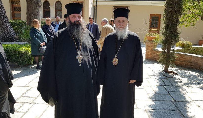 Πούλμαν από τα Μέγαρα για την Χειροτονία του Επισκόπου Κεγχρεών κ. Αγαπίου στην Μητρόπολη Κορίνθου