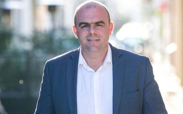 Λ. Κοσμόπουλος: Θέλω και μπορώ να κάνουμε τη Νέα Αρχή στη Δυτική Αττική