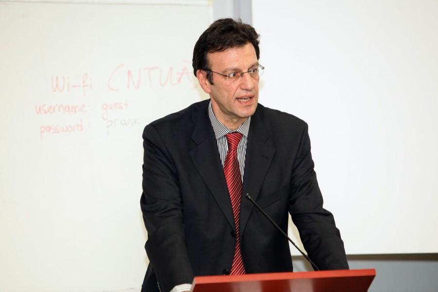 Διευθύνων Σύμβουλος της ΓΑΙΑ ΟΣΕ ο Περικλής Νικολάου