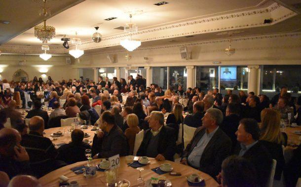 Γ. Μαρινάκης: «Υπηρετήσαμε το λαό. Το κάναμε και θα το ξανακάνουμε»
