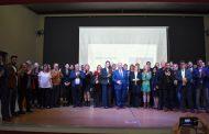 Προεκλογική συγκέντρωση του Γ. Μαρινάκη στην Νέα Πέραμο
