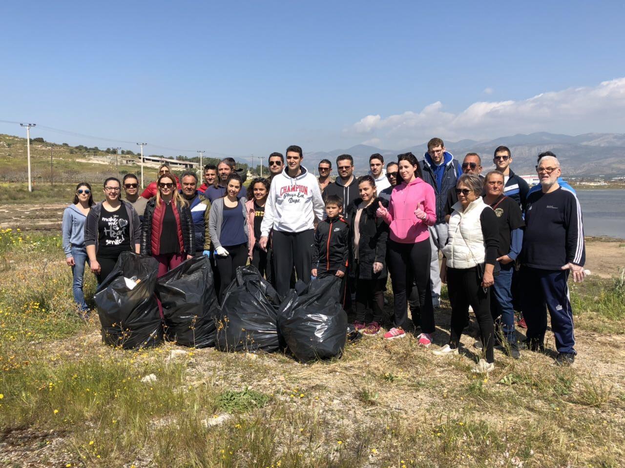 Μαζί με Όραμα: Συμμετοχή στη μεγαλύτερη εθελοντική δράση Let's do it Greece