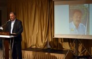 Η ομιλία του Γιώργου Μπερδελή στην εκδήλωση του