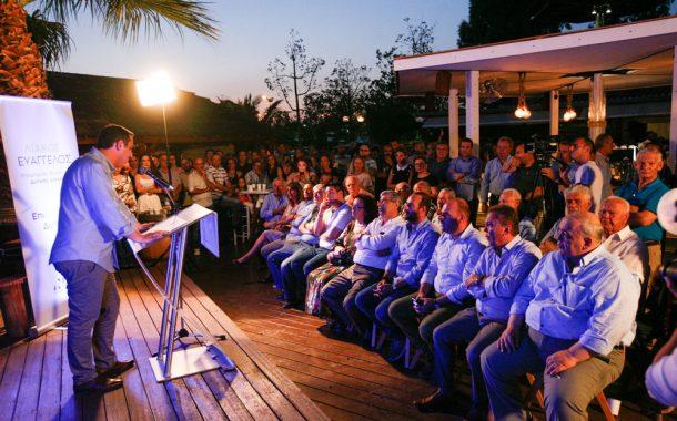 Ε. Λιάκος: «Νέα Δύναμη για τη Δυτική Αττική»