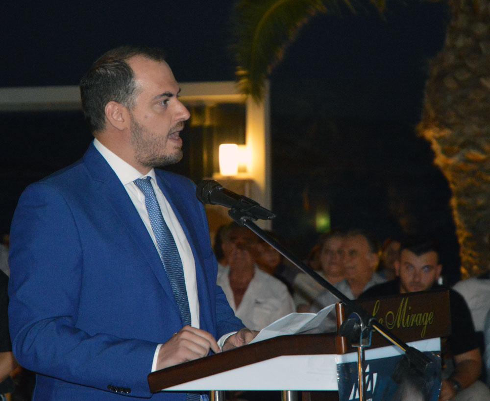 Γ. Κώτσηρας: Σταθερά παρών μέχρι το τέλος για την αλλαγή σελίδας για την πατρίδα μας