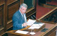 Αντιπρόεδρος της Βουλής προτείνεται ο Θανάσης Μπούρας