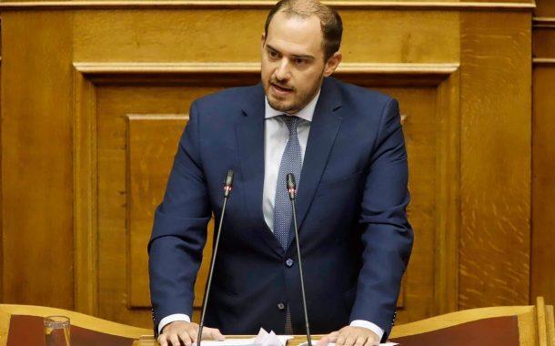 Γ. Κώτσηρας: Ομιλία στη Βουλή