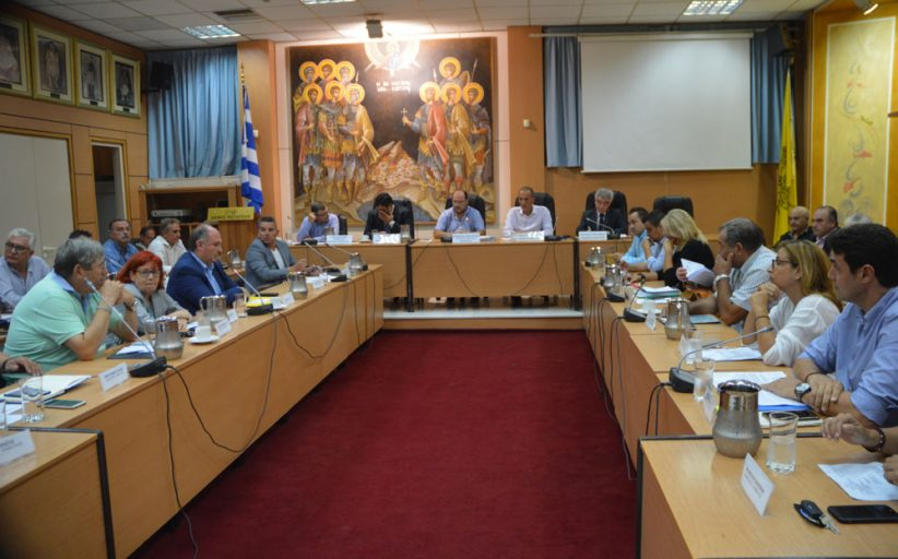Πολλά τα θέματα στο Δημοτικό Συμβούλιο Μεγάρων
