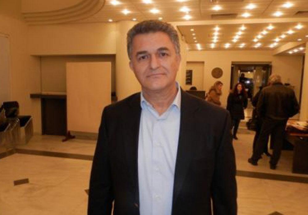 Ιερόθεος Ζαχαρίας: Εκλέχθηκε καθηγητής στο Τμήμα Πολιτικών Μηχανικών Πολυτεχνείου Πατρών