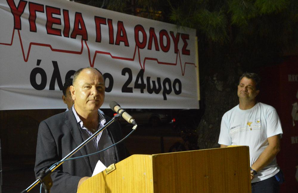 Αδρ. Μιχάλαρος: Επιστολή στον Πρωθυπουργό για το Κέντρο Υγείας Μεγάρων