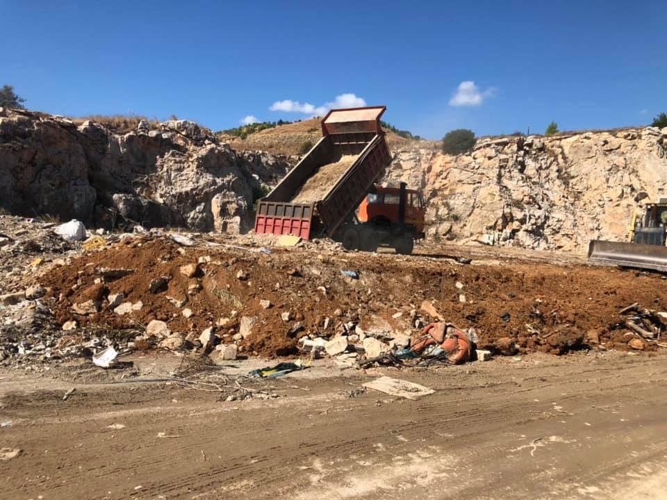 Κλ. Βαρελάς: Περιβαλλοντικό έγκλημα στα παλιά λατομεία Ρούσση