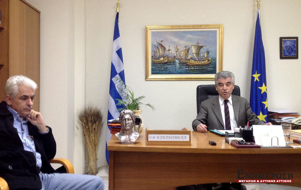 Γρ. Σταμούλης: Μήνυση με αυτόφωρη διαδικασία κατά Γ. Μαρινάκη