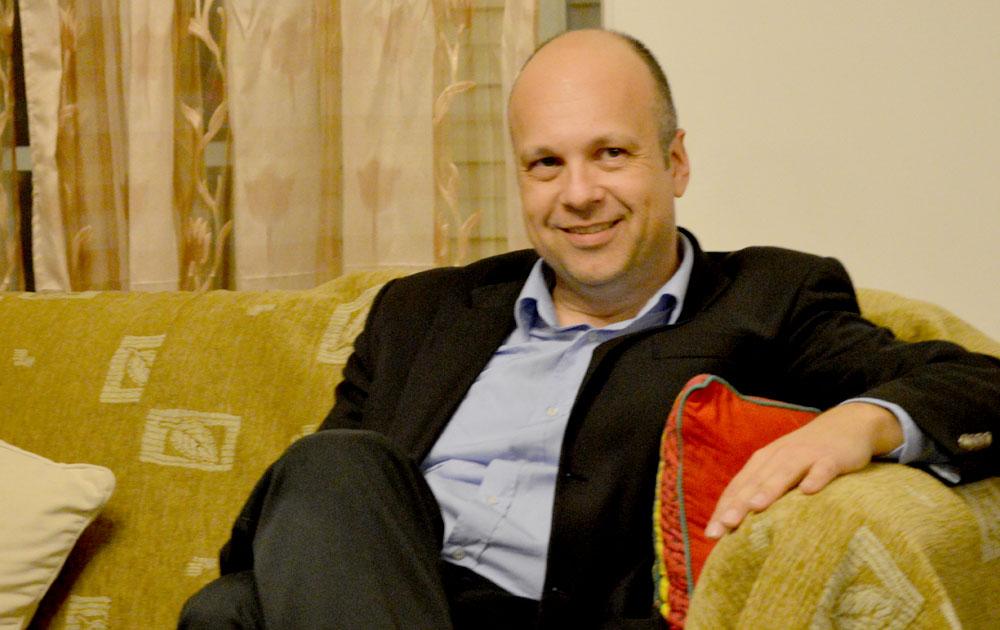 Σταύρος Καραγκούνης, Υποψήφιος Βουλευτής ΣΥΡΙΖΑ:«Ζητάμε αυτοδυναμία για να μπορέσουμε να διαπραγματευθούμε για την Ελλάδα στην Ευρώπη»