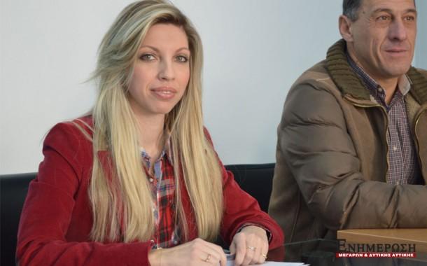 Η Υποψήφια Βουλευτής Αττικής ΝΔ Γεωργία Καρδάτου στις πρώτες της δηλώσεις (βίντεο)