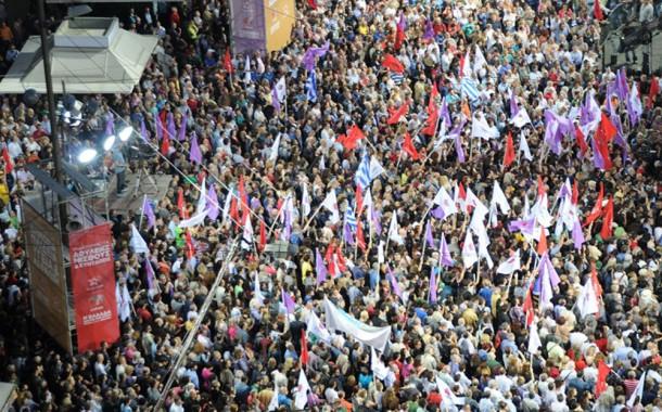Έκτακτα κυκλοφοριακά μέτρα στην Αθήνα λόγω πολιτικών συγκεντρώσεων