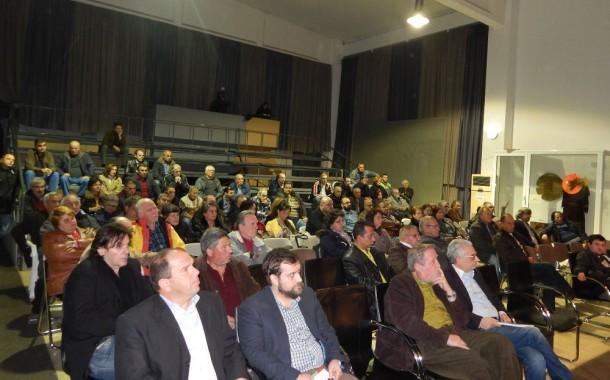 Κεντρική προεκλογική συγκέντρωση ΣΥΡΙΖΑ στα Μέγαρα (βίντεο)