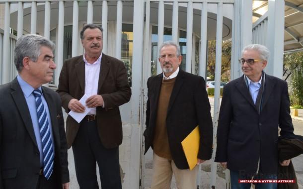 Συνάντηση «πίεσης» στο Υπουργείο Προστασίας του Πολίτη από εκπροσώπους του Δήμου Μεγαρέων