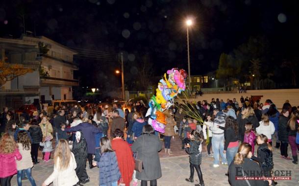 Οι αποκριάτικες Εκδηλώσεις του Δήμου στα Μέγαρα και την Νέα Πέραμο