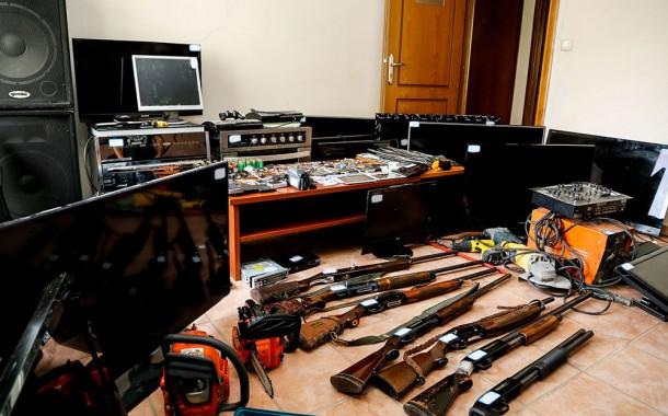 Συλλήψεις συμμορίας ληστών στο Βλυχό