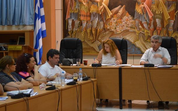 Συνεδριάζει η επιτροπή διαβούλευσης του Δήμου για τους κοινόχρηστους χώρους