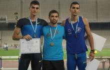 2 μετάλλια για τον ΑΟΜ στους Πανελλήνιους