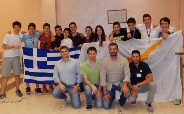 Χάλκινο μετάλλιο στη Βαλκανική Μαθηματική Ολυμπιάδα για τον Βάιο-Ραφαήλ Μιχαλάκη