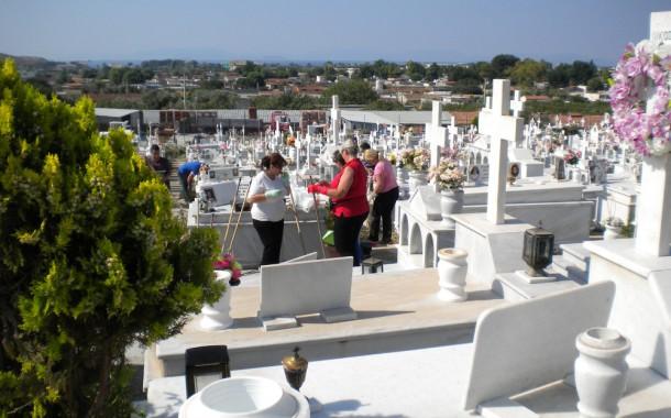 Δήμος Μεγαρέων: Υπεβλήθησαν μηνύσεις για τις ζημιέςστο Νεκροταφείο