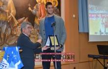 Τιμή στον Μεγαρίτη Πρωταθλητή Γιώργο Παπαγιάννη