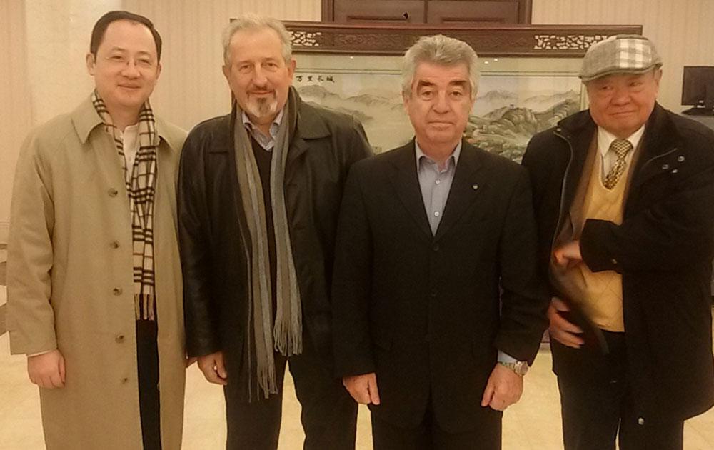 Άνοιξε νέους δρόμους για την τοπική ανάπτυξη, το ταξίδι του Δημάρχου κ. Γρηγόρη Σταμούλη στην Κίνα
