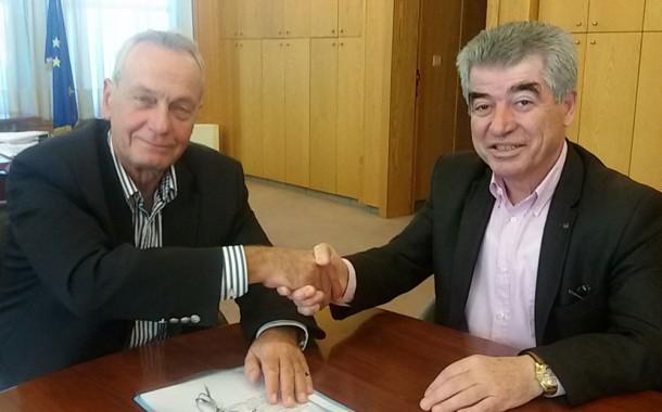 Συνάντηση Γρ. Σταμούλη με τον Υπουργό Υποδομών, Μεταφορών & Δικτύων