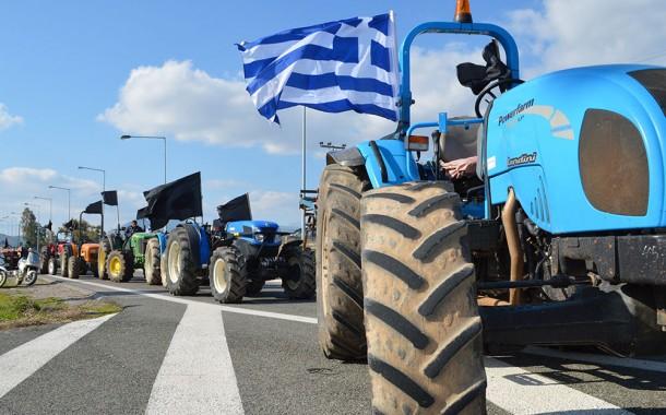 STOP στην τροφοδοσία στα μεγάλα σουπερ μάρκετ και στη λαχαναγορά Αθηνών