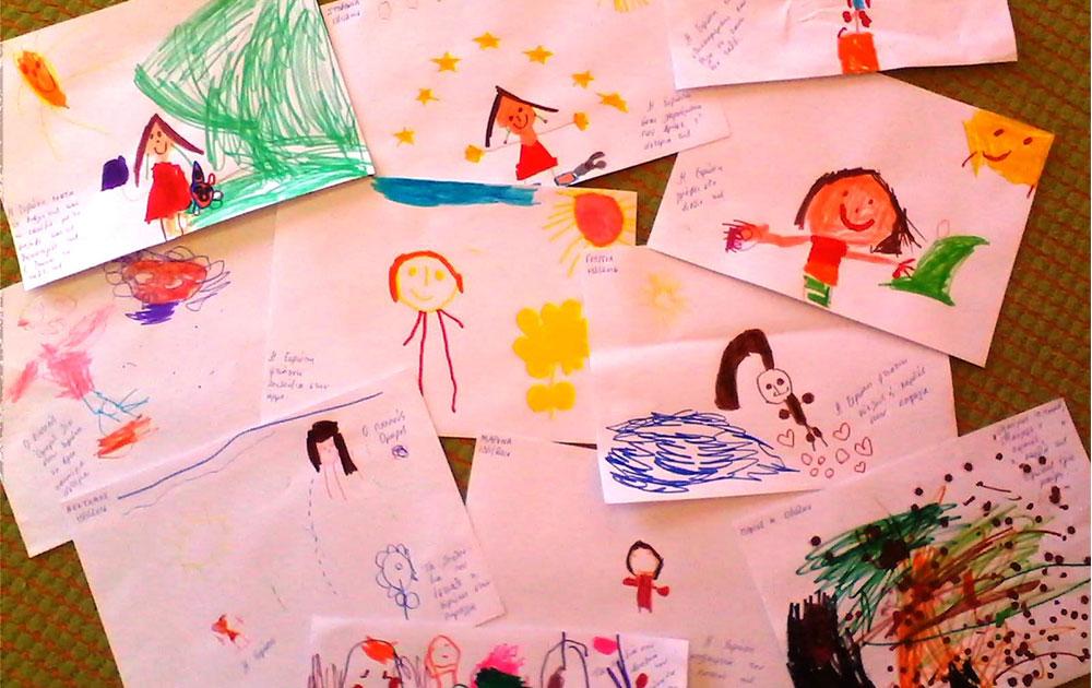 «Τα αστέρια της Ευρώπης»: Οι Δημοτικοί Παιδικοί Σταθμοί συμμετέχουν σε Ευρωπαϊκό πρόγραμμα