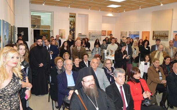 «Τέχνη και Φαντασία»: Η 1η ετήσια συλλογική εικαστική έκθεση της ομάδας καλλιτεχνών στο «Θέογνι»