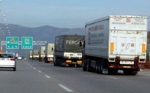 Απαγορεύεται η διέλευση βαρέων οχημάτων από τον κεντρικό δρόμο στη Νέα Πέραμο