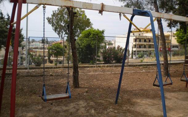 Δολιοφθορές σε Παιδικές Χαρές του Δήμου Μεγαρέων
