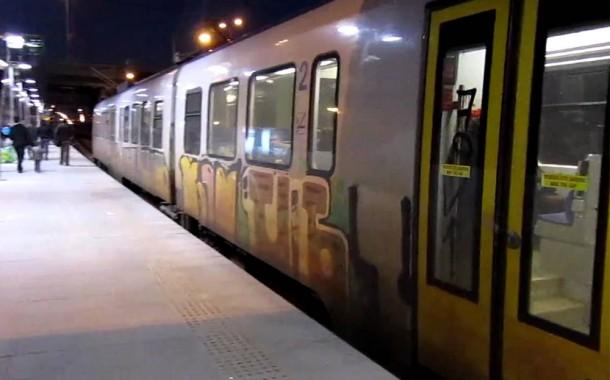 Χωρίς προαστιακό και τρένα ως την Κυριακή