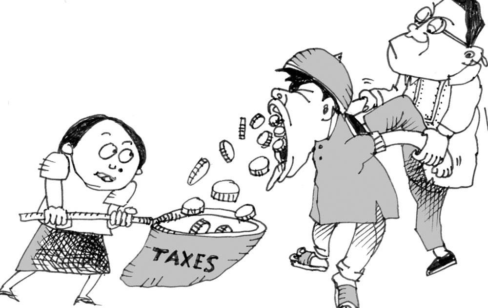 Οι νέοι φόροι που ισχύουν από αύριο