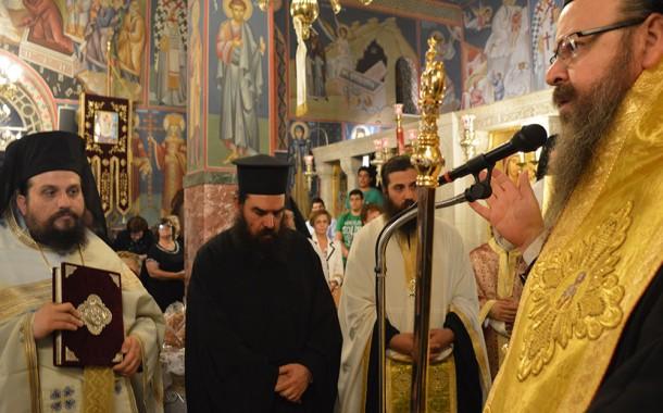 Πρωτοπρεσβύτερος ο π. Ιωάννης Κάρκας