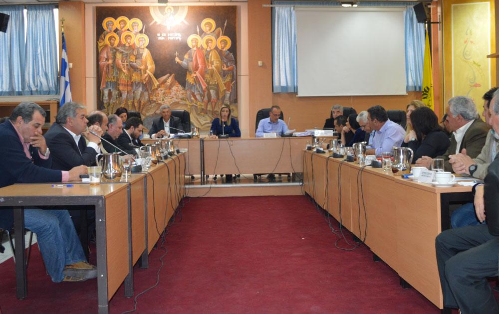 Συνεδριάζει το Δημοτικό Συμβούλιο Μεγάρων