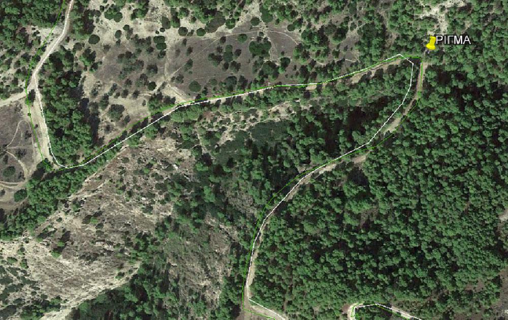 Προσοχή: υποχώρηση οδοστρώματος στο Καλκάνι Αλεποχωρίου