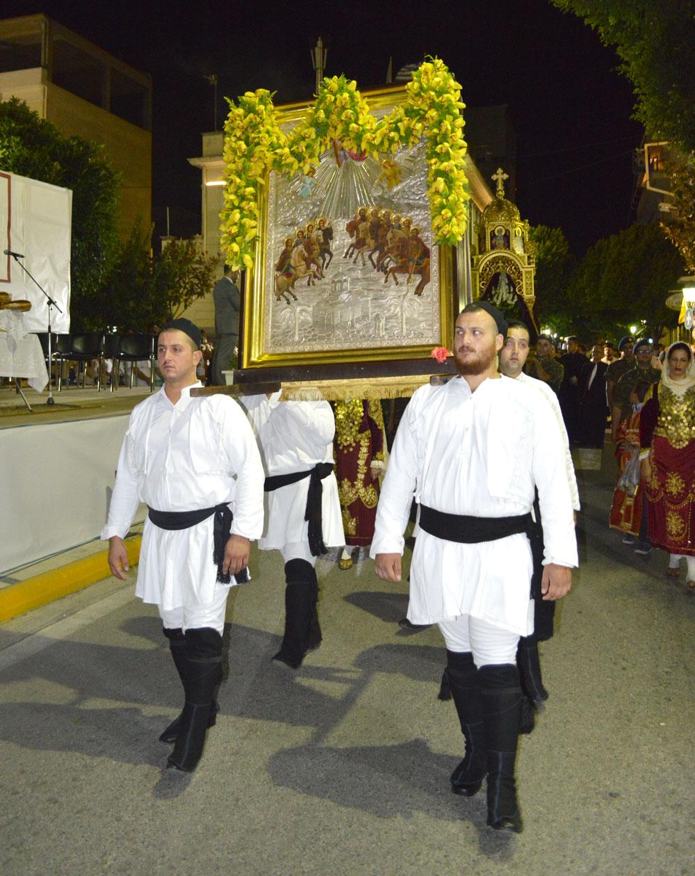 Πρόγραμμα εορτασμού εορτής Αγίων 6 Μαρτύρων